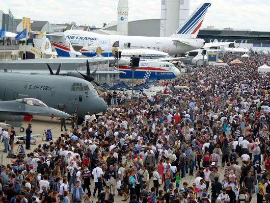 Homestead again touted as US version of Paris Air Show - Miami Today