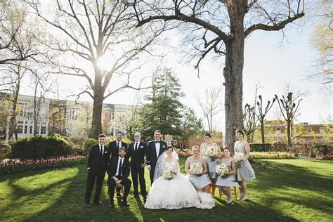 Elegant DC Meridian House Wedding   United With Love