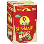 Sun-Maid Raisins, 2.25 lbs, 2-Count