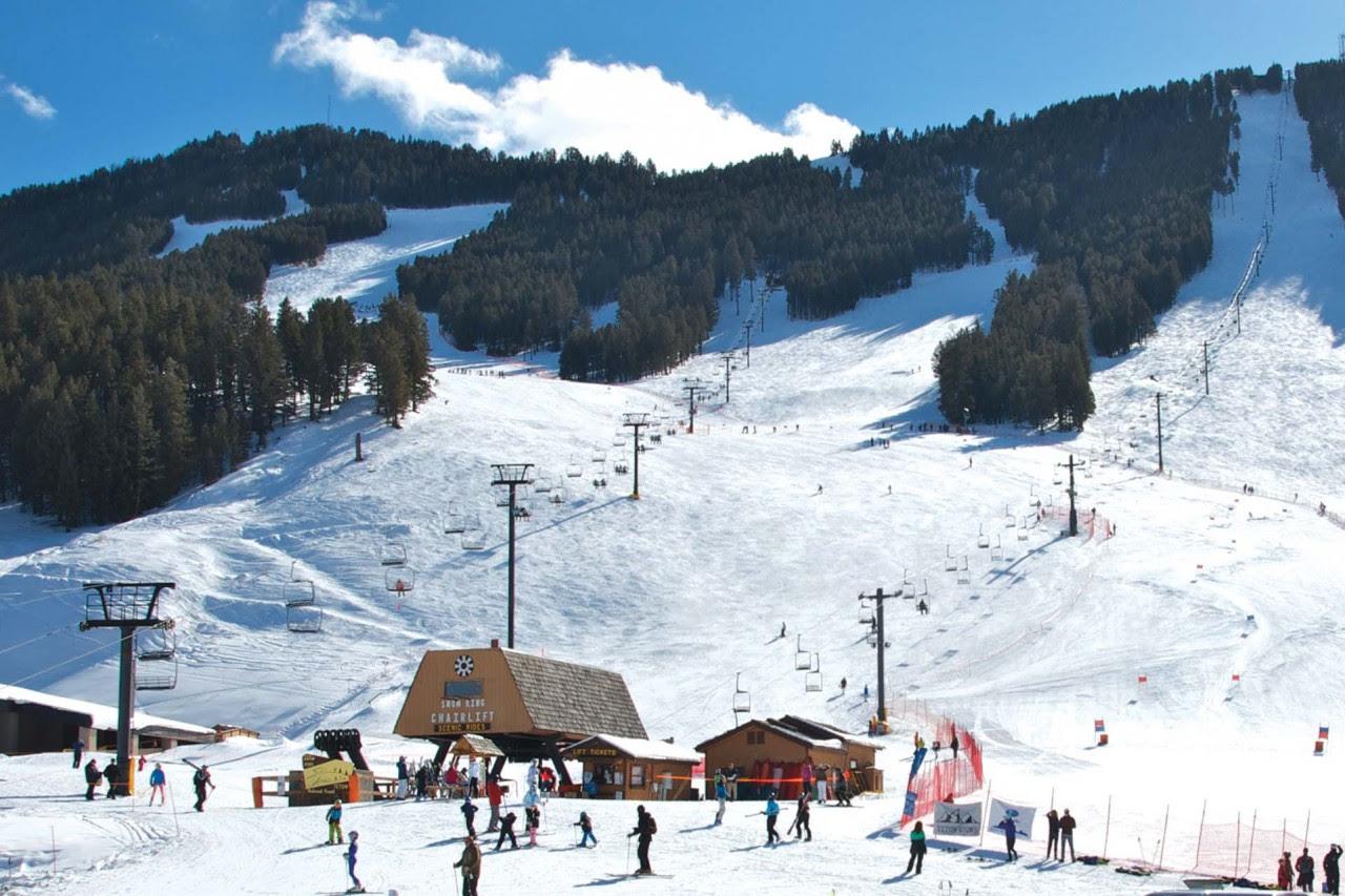 Winter at Snow King Mountain Jackson Hole Traveler