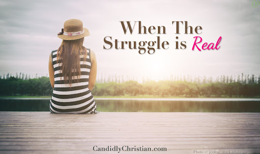 4 Facts to Remember When the Struggle is Real with Jessica Schneider