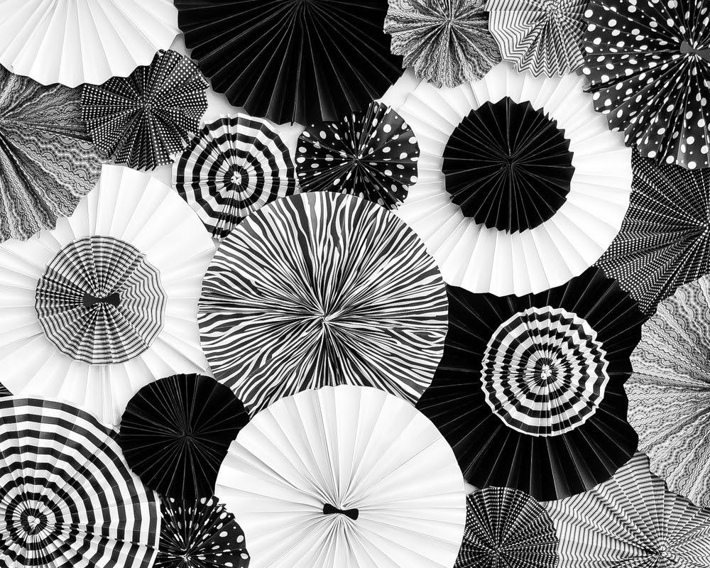 Black White First Birthday Party The Tomkat Studio Blog