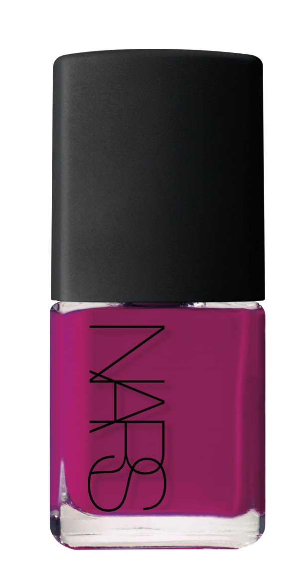 NARS Guy Bourdin No Limits Nail Polish jpeg