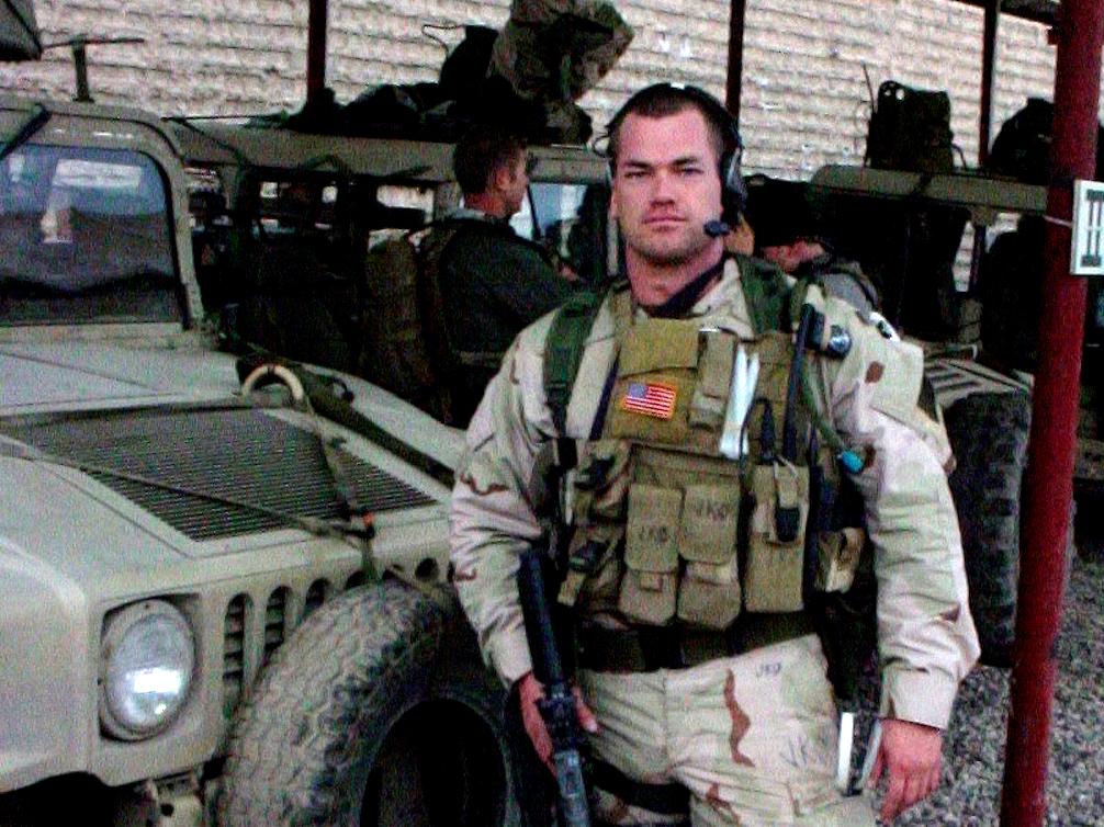 Retired Navy SEAL Jocko Willink