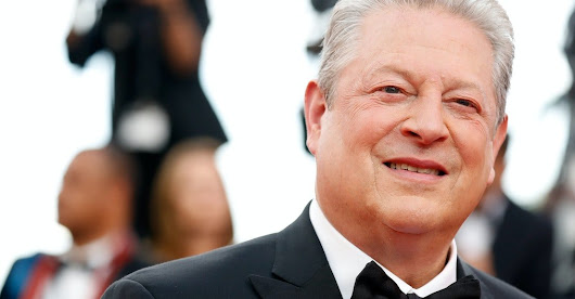 Al Gore's Carbon Footprint Doesn't Matter