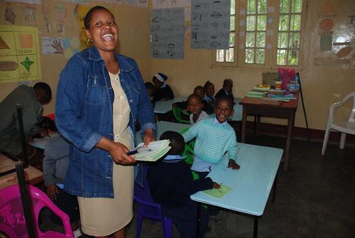 Teacher Happy's Class