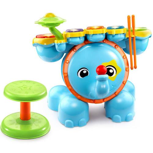 Vtech Zoo Jamz Stompin Fun Drums Google Express