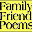 Family Friend Poems, My Personal Prayer, God Poems