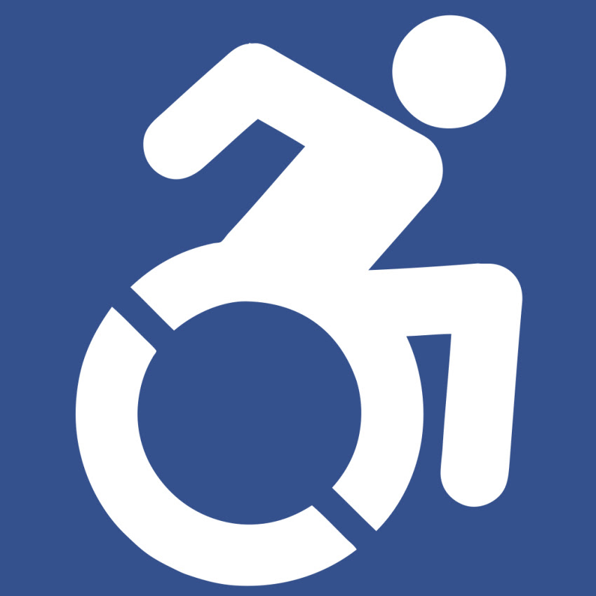 Modifications For Wheelchair Tennis, Get Blue Icon, Modifications For Wheelchair Tennis