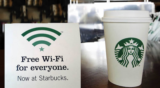 Starbucks Wi-Fi Secretly Mine Cryptocurrency With Customer's Laptops
