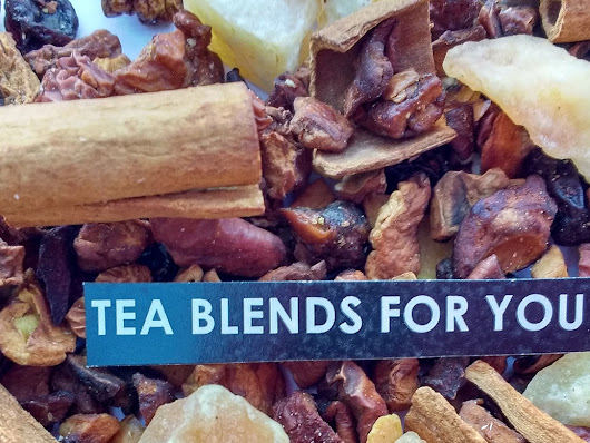 TEA BLENDS FOR YOU - Comprar Blends de Tés en hebras y Hierbas