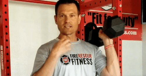 Unilateral Training- One Great Way to Improve Firefighter Performance… | Fire Rescue Fitness