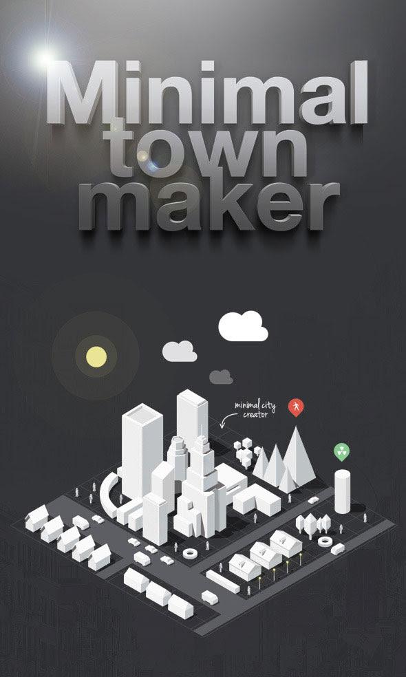 Minimal Town Maker