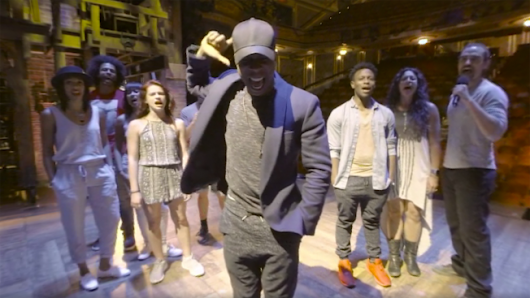 CBS' Hamilton Promo for the Tony Awards Is One of the Best 360° Videos Ever