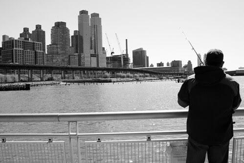 Fishing on the UWS