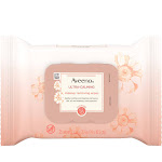 Aveeno Ultra-Calming Makeup Removing Wipes, 25 Count