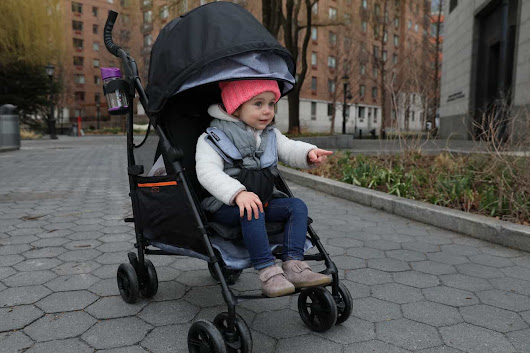 Stroller With Storage | Stroller in the City