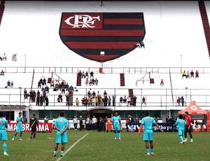 treino da Seleção na Gávea (Foto: Mowa Press)