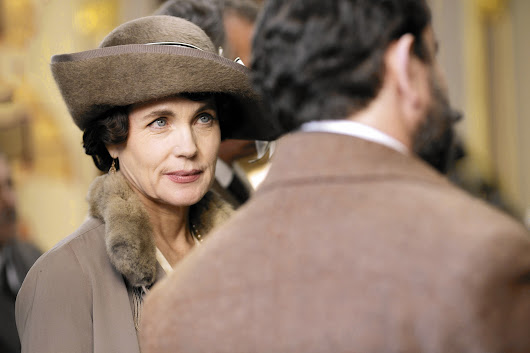 Welcome back for a final visit to 'Downton Abbey'