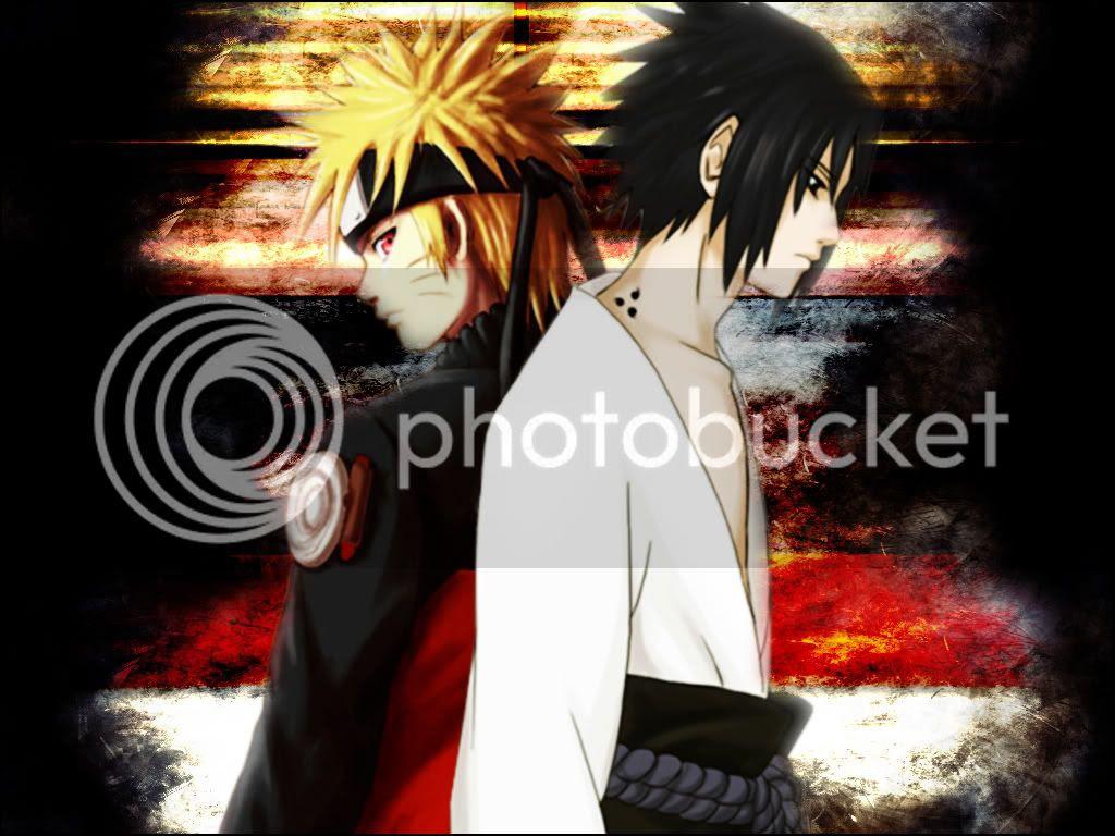Naruto And Sasuke Wallpapers and Pictures