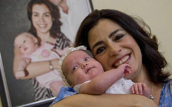 Adriana y Ambar. Foto: Ismael Francisco/Cubadebate.