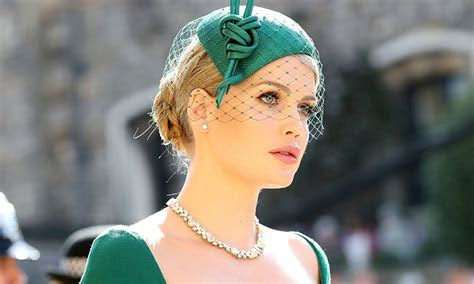 The makeup Princess Diana?s niece Lady Kitty Spencer wore
