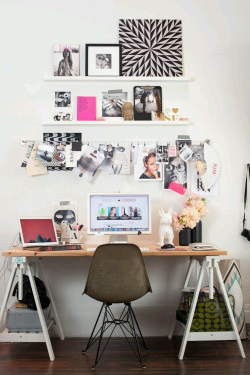 Wish this would be my work area
