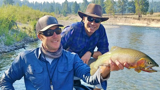 September Seems Right - Missoula Fly Fishing Report - Missoula on the Fly