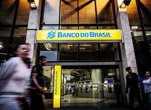 Fachada do Banco do Brasil, na Avenida Paulista, Zona Central de São Paulo – Bruno Santos/Folhapress