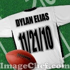Customized Football Jersey - ImageChef.com