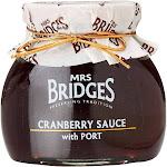 Cranberry Sauce with Port | Mrs Bridges