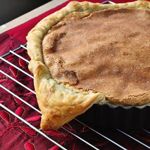 SA Milk Pie