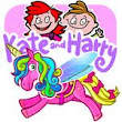 Ride a Pony with Kate and Harry: Game App for Toddlers - Fun Educational Apps: Top Apps for Kids Reviews!