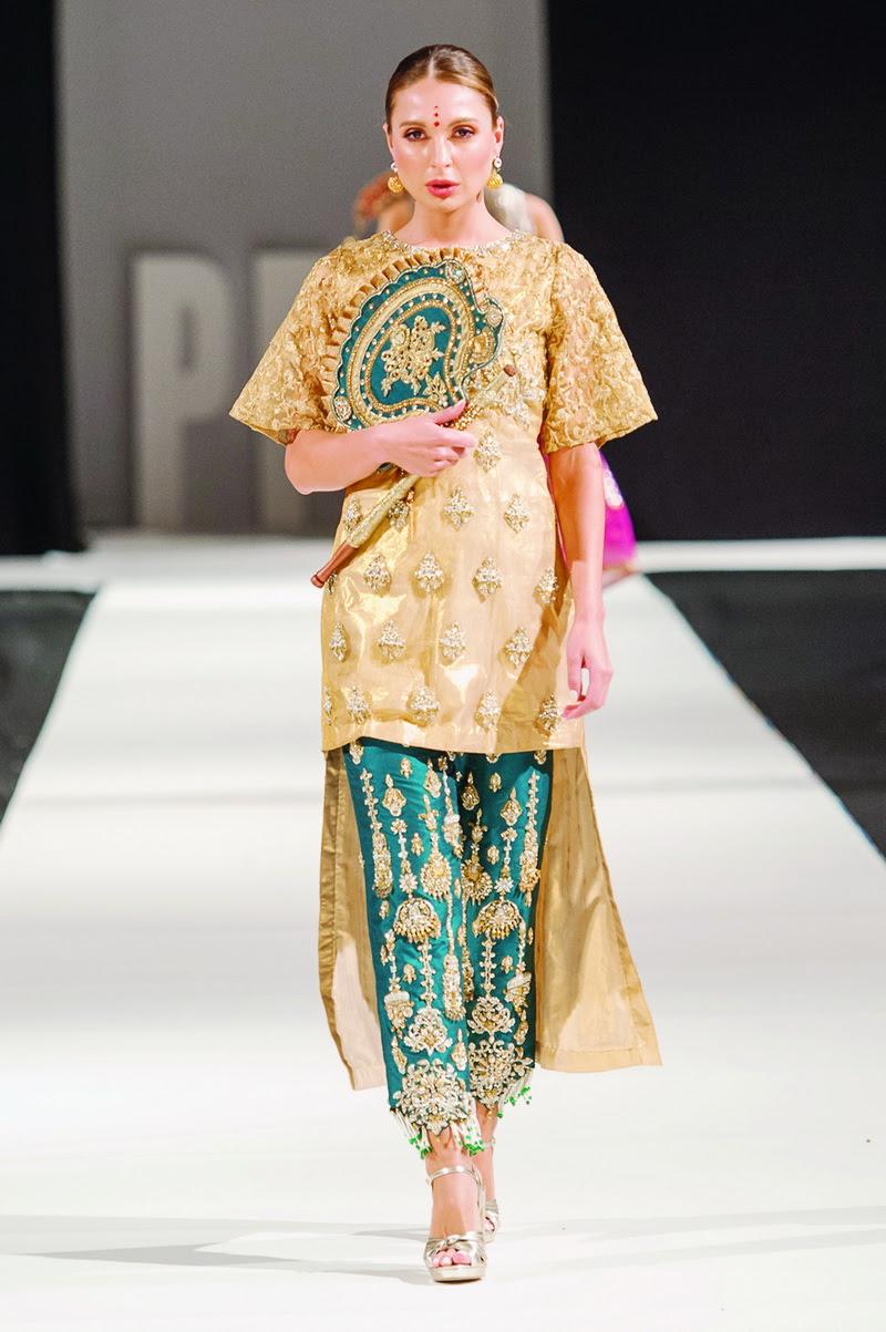 Pakistani Fashion Week 2019