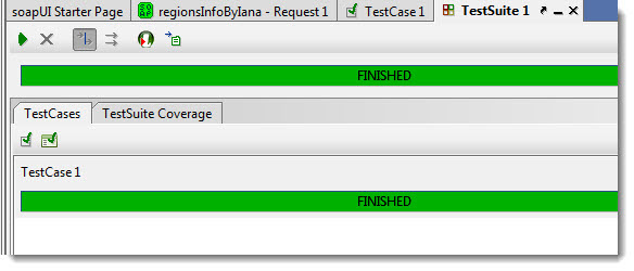 TestSuite Editor