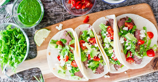 36 Healthy Taco Recipes for Every Palate