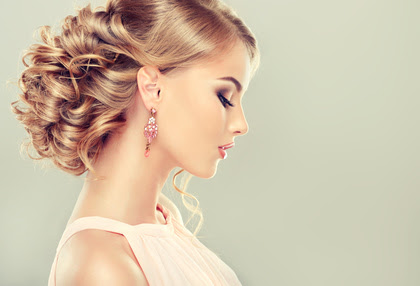 Abiball Frisuren Perfekt Gestylt Zum Abiball Vip Dress