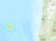 Oregon earthquake: 6.3 magnitude quake strikes by US coast