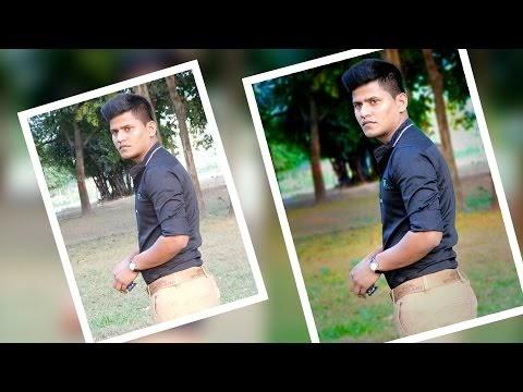 Easily Photoshop Color Correction | Photoshop photo editing Hard Color E...