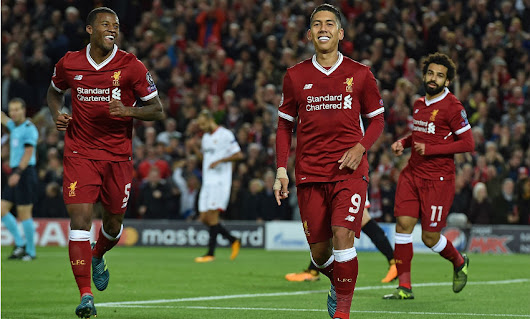 Goal Highlights: Liverpool 2-2 Sevilla
