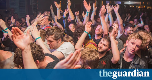 Dirty dancing: are the days of the moshpit numbered? | Music | The Guardian