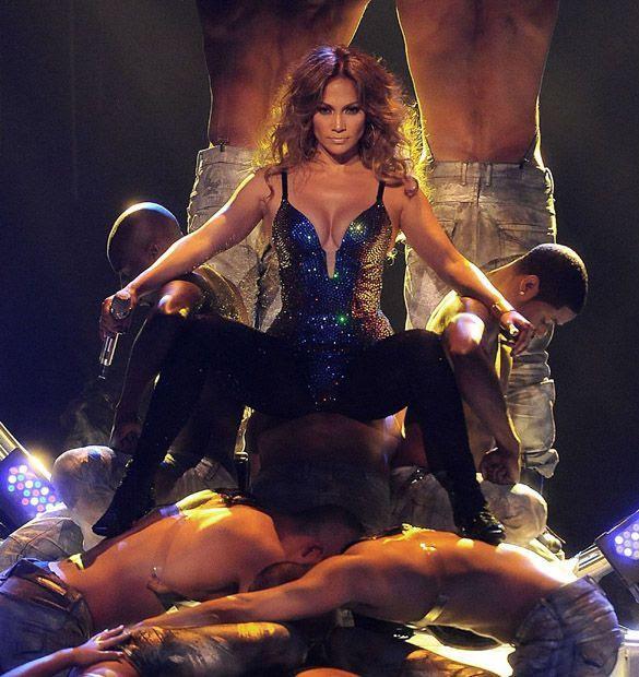 American Idol (5/10/12), Jennifer Lopez