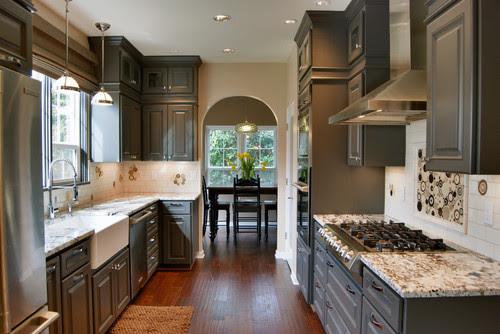 Favorite Kitchen Cabinet Paint Colors {Friday Favorites