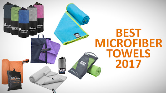 Best Microfiber Sports and Travel Towels (Oct. 2017) - Reviews