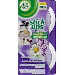 Air Wick Stick Ups Air Freshener, Lavender & Chamomile Fragrance - 2 pack, 1.05 oz pucks