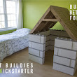 Buildies: Build Better Forts! Big Blocks! Big Imaginations! by Brian Lilly — Kickstarter