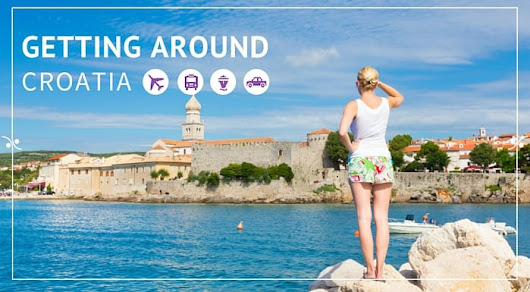 Getting Around Croatia | Croatia Travel Guide & Blog