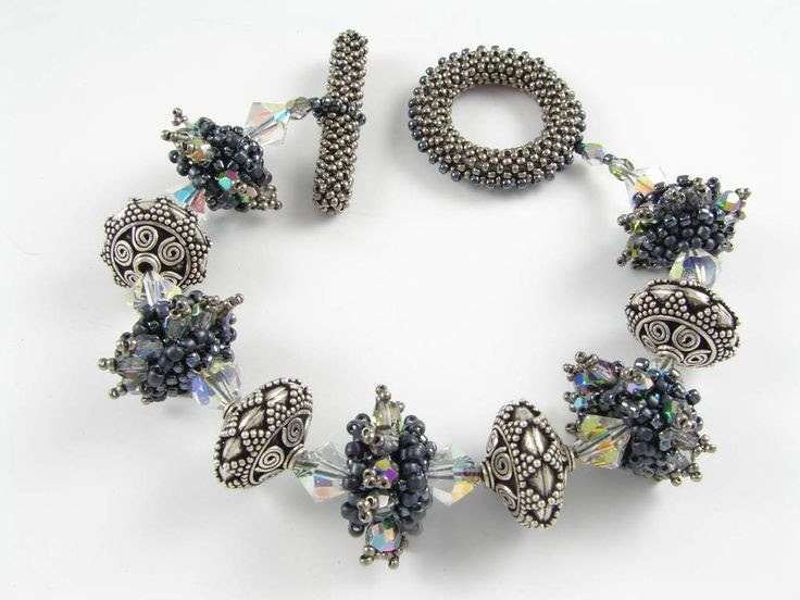 Marcia DeCoster's beautiful bracelet