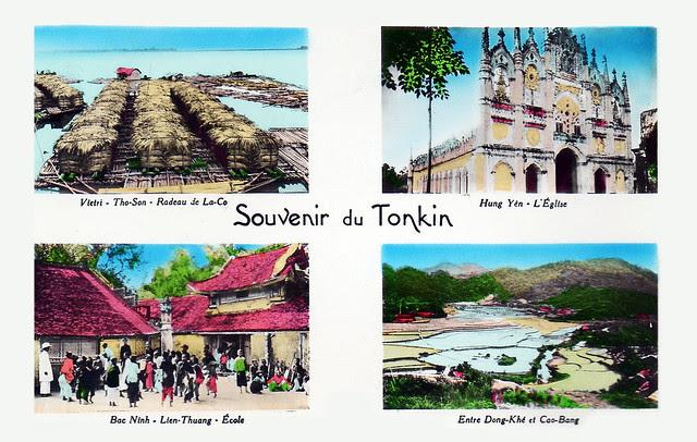 souvenir du Tonkin