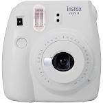 Fujifilm Instax Mini 9 62 x 46mm White instant print camera - 16550629